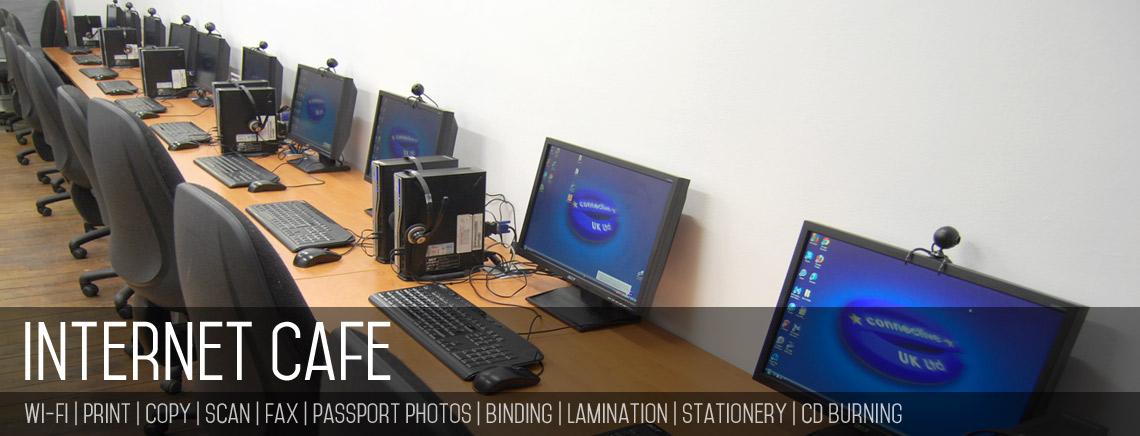 Econnective Internet Cafe London